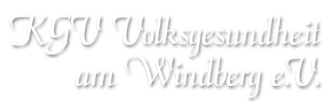 KGV Volksgesundheit am Windberg e.V.